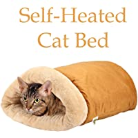 [Extra 90% OFF] Cat Cave - A Four-Way Snuggly Bed and Hideaway for Cats by Pet Magasin
