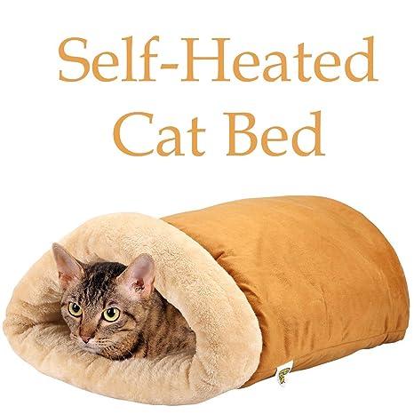Amazon.com: Pet Magasin Cama térmica para gatos ...