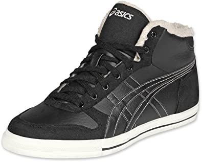 9f4624b5de4a05 Asics Aaron MT Fur Stiefel Black   Black
