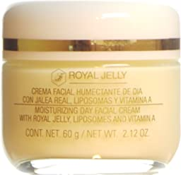 Armand Dupree Moisturizing Facial Cream Day Royal Jelly Liposomes Vitamin A 60 g / 2.12 oz