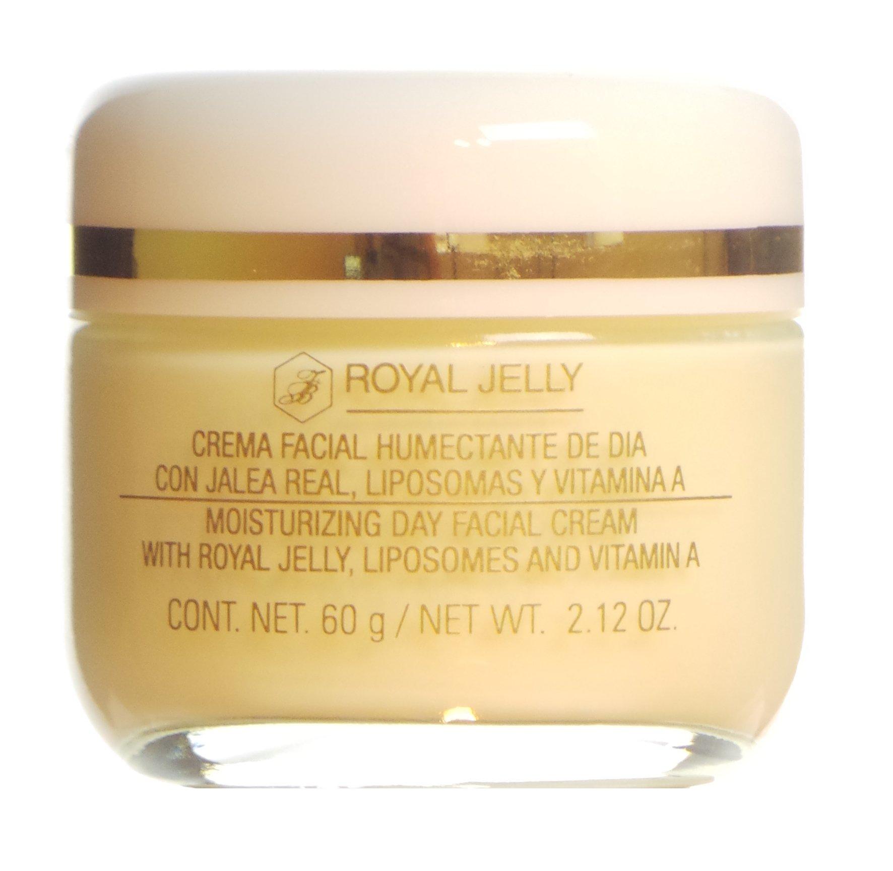 Armand Dupree Moisturizing Facial Cream Day Royal Jelly Liposomes Vitamin A 60 g / 2.12 oz