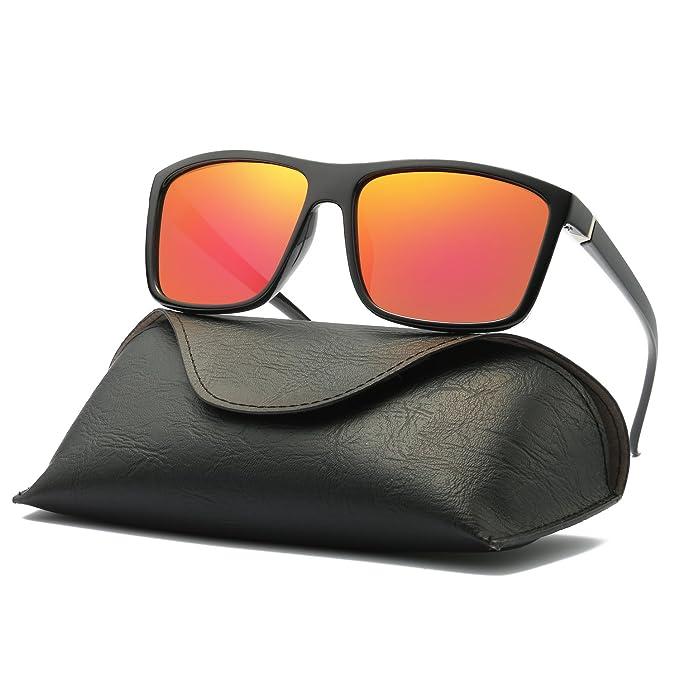Amazon.com: Ray Parker RP6625 - Gafas de sol para hombre ...