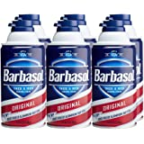 Barbasol Original Thick and Rich Shaving Cream for Men, 10 Ounce