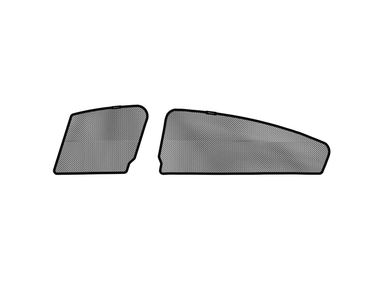 3D MAXpider S1MZ0401 3D Soltect Side Windows Custom Fit Sun Shades for Select Mazda Mazda6 Sedan Models