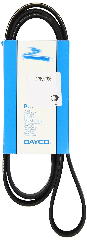 DAYCO 6PK1705 Courroie Accessoire