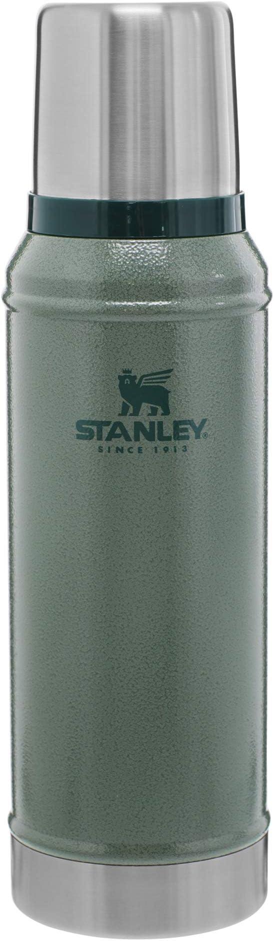Stanley Classic Legendary Vacuum Insulated Bottle Hammertone Green 1.0qt