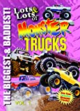 Lots & Lots of Monster Trucks DVD Volume 1 - The Biggest and Baddest
