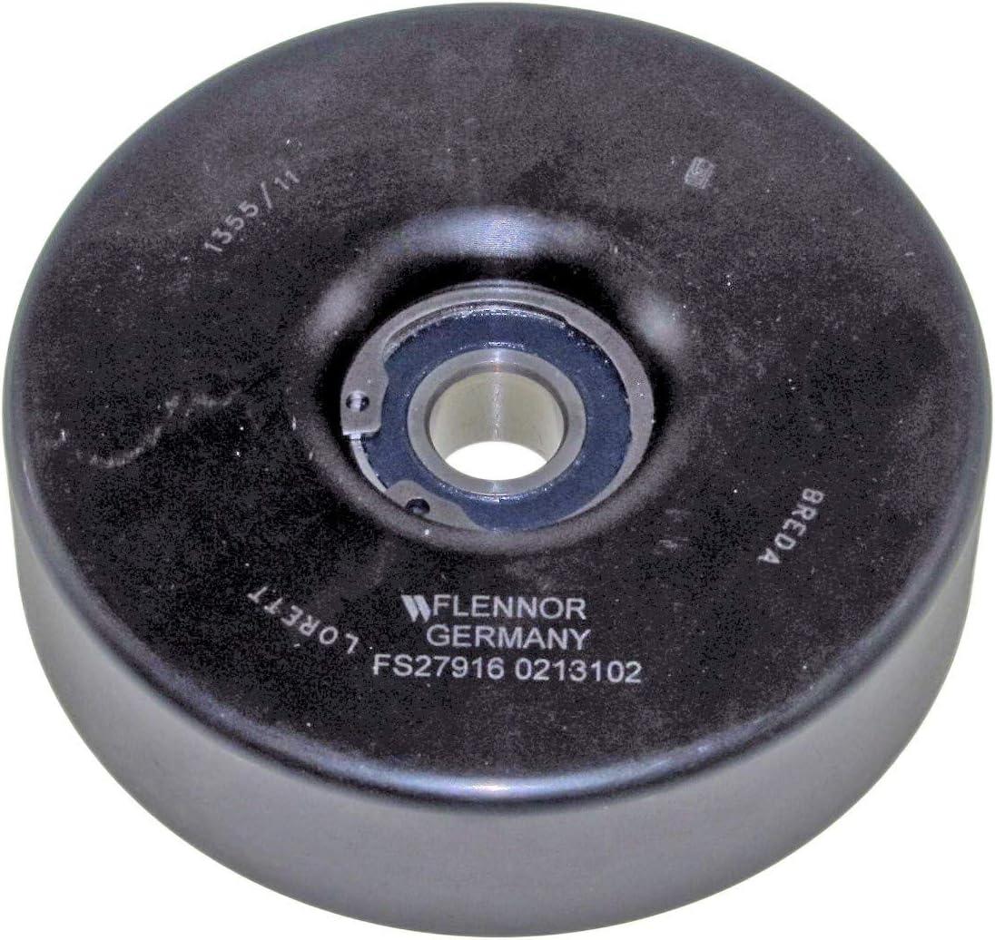 Spannrolle 110 mm 1830-5140 Rolle Riementrieb Keilrippenriemen Durchmesser