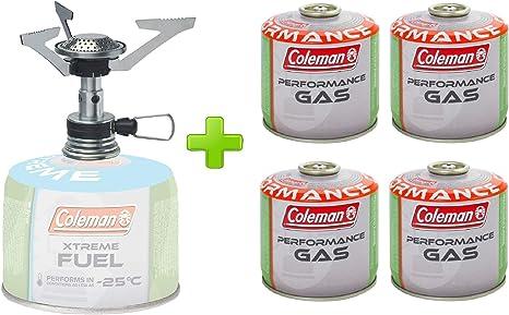 Hornillo de gas Stove Fyrelite Coleman Alpinismo, peso 77 g ...