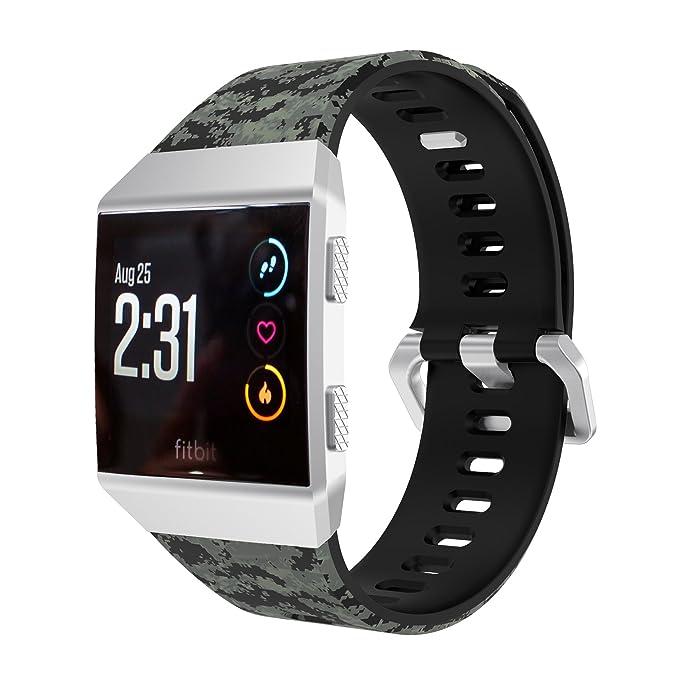 aresh para Fitbit bandas iónico, accesorio deportivo ...