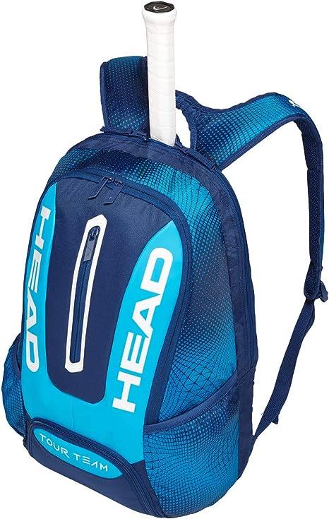 Head Tour Team Backpack Bolsa de Tenis, Adultos Unisex, Navy/Azul ...