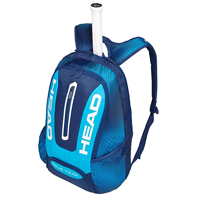 Head Tour Team Backpack Bolsa para Raquetas de Tenis, Unisex Adulto
