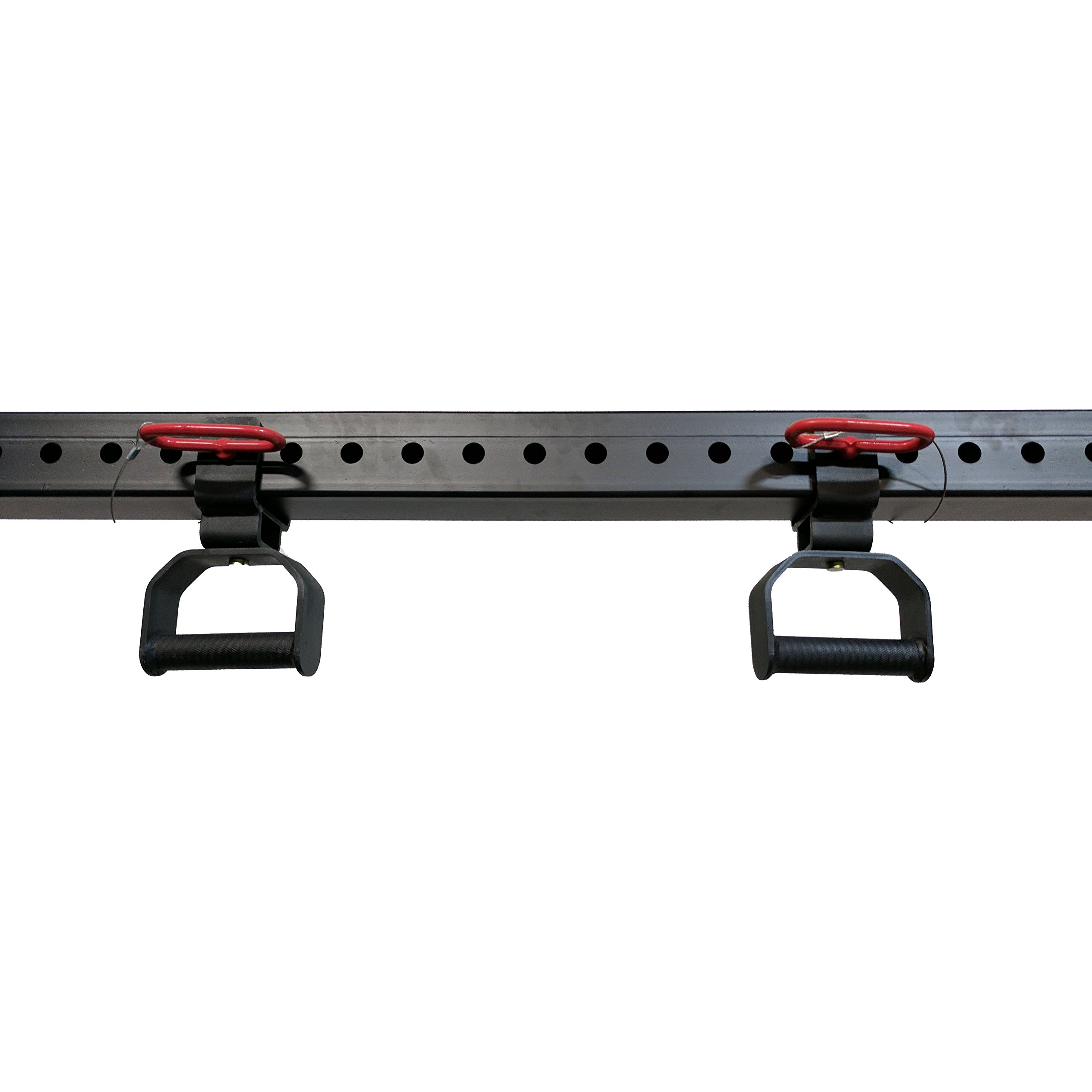 Titan Fitness Rotating Pull Up Handles for X-3 Power Rack