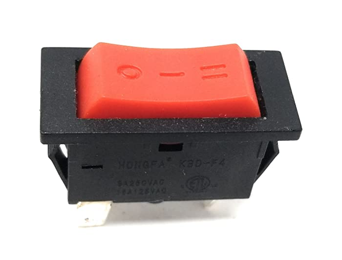 Genuine OEM Shark Navigator Lift Away Power Switch UV400 UV420 UV440 NV22