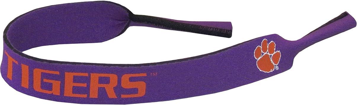 Siskiyou NCAA Unisex Neoprene Sunglass Strap