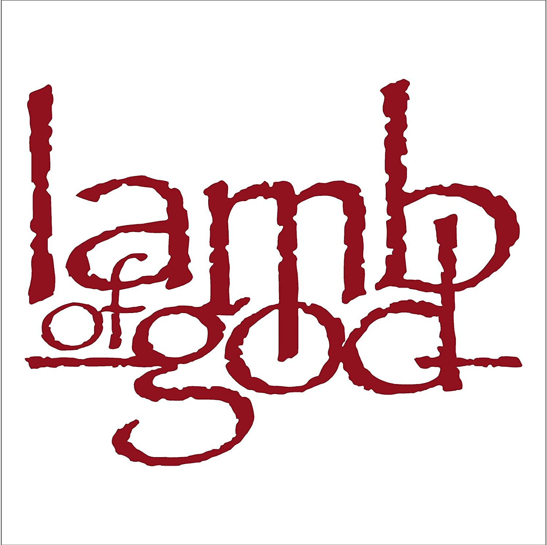 Amazon Lamb Of God Decal Band Car Truck Bumper Window Sticker