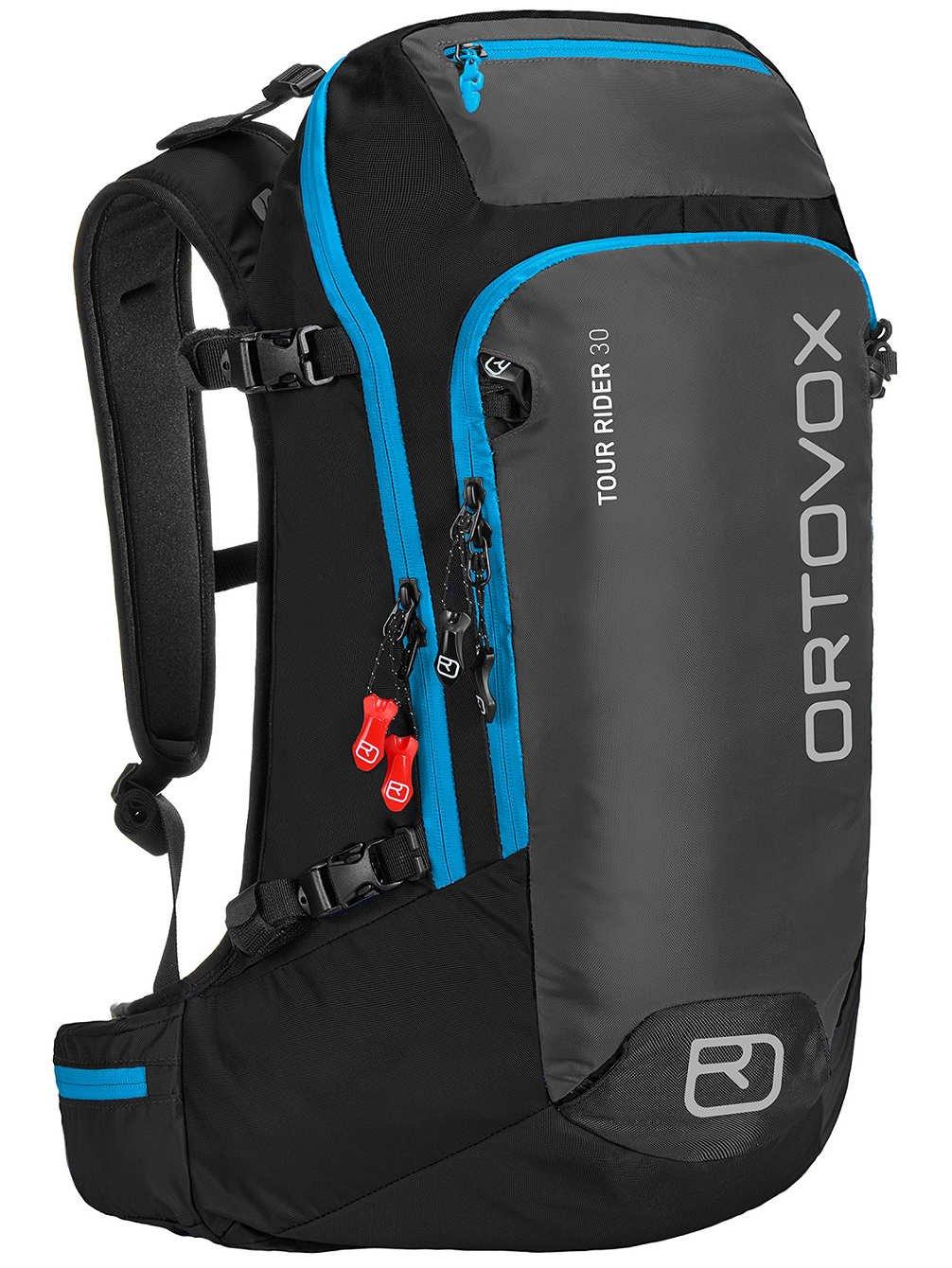 ORTOVOX(オルトボックス) TOUR RIDER 30 (ツアーライダー30) B00X879ZUSBK ブラック