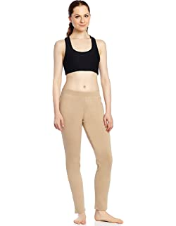 071229321f Leveret Women's Pants Fitted Yoga Pants Workout Legging 100% Cotton (Size  XSmall-XLarge