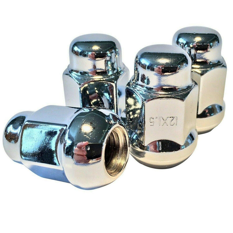 5 Honda 12x1.5 Radius Ball Seat OE Original Equipment Lug Wheel Nuts 19mm Hex