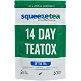 SqueezeTea 14 Day Teatox - Lose Weight Naturally
