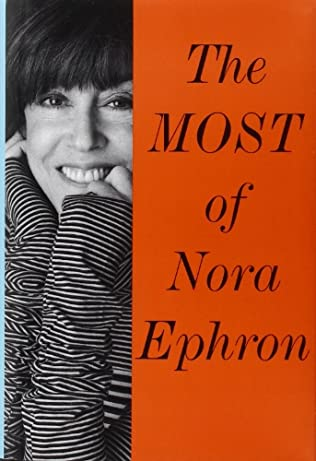 book cover of The Most of Nora Ephron