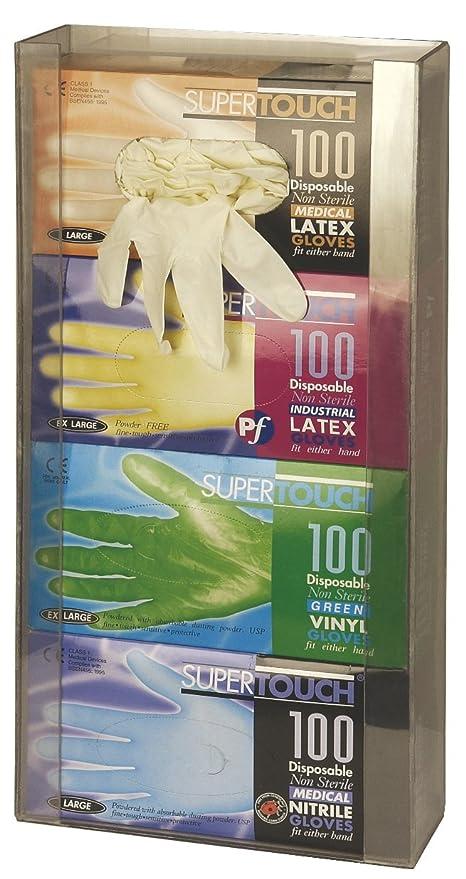 Guantes desechables - dispensador de guantes 4 caja