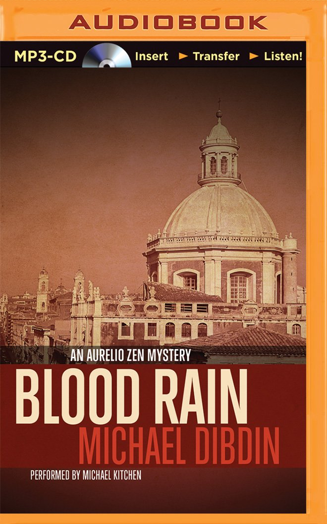 Read Online Blood Rain (An Aurelio Zen Mystery) ebook