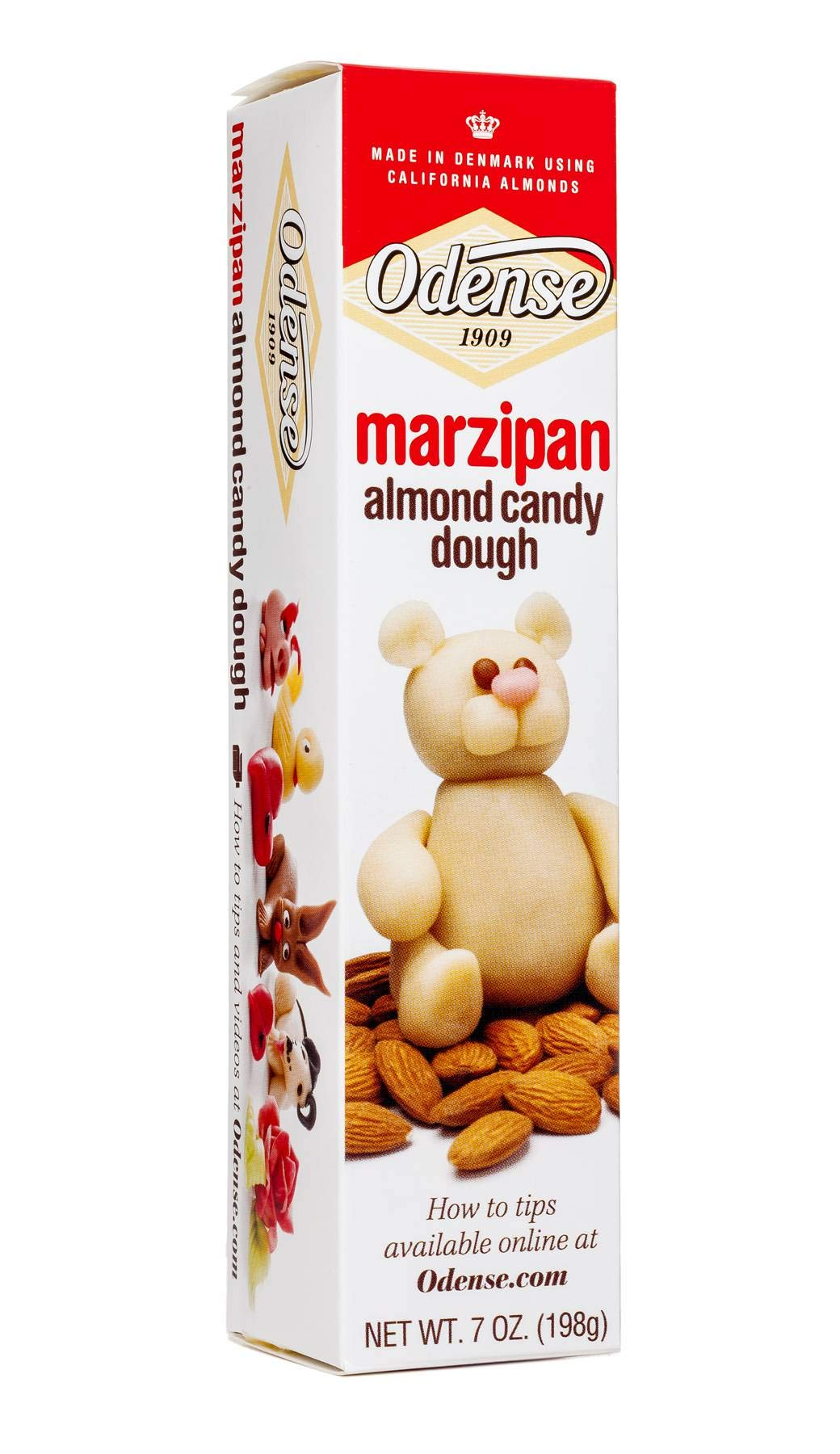 Odense Marzipan Roll, 7 Ounce - 12 per case. by Odense