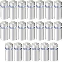 Nuluxi Glas Standoff reclame schroef nagels reclame winkel teken houders nagel acryl glas roestvrij staal afstandhouders…