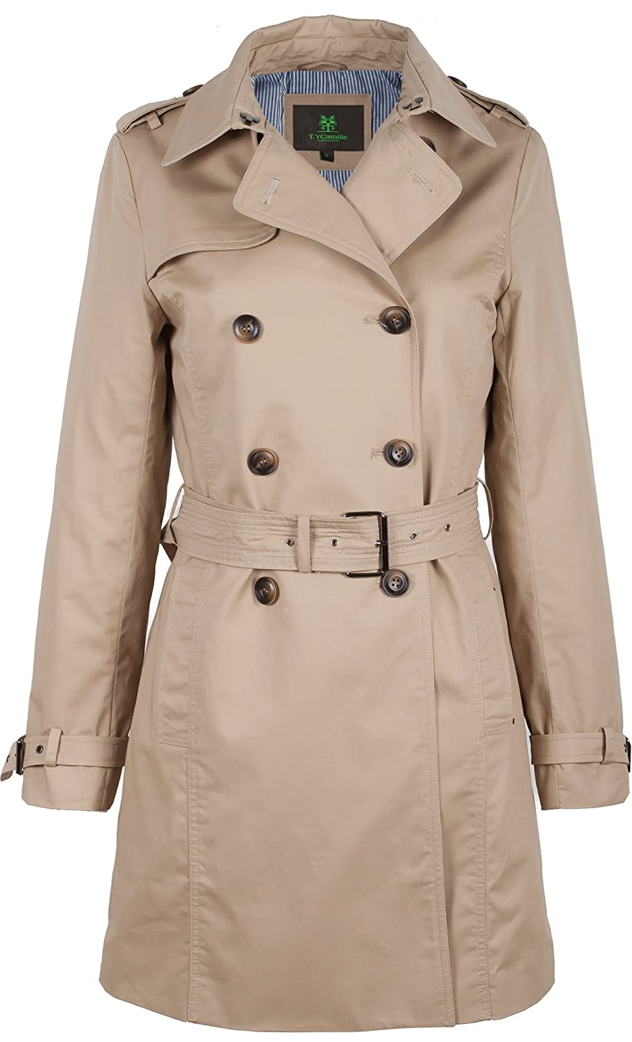 Grimada - Giacca - trench - Basic - Maniche lunghe - Donna