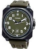 [ウェンガー] WENGER 腕時計 エアログラフ AEROGRAPH 100M防水 72422 メンズ S [並行輸入品]