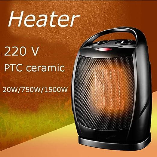 JW-NFJ 220V Cubierta PTC Calentador de cerámica Calentador ...