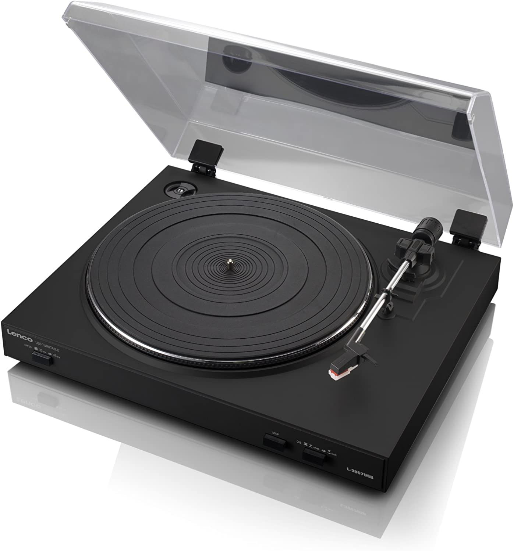 Amazon.com: l-3867 USB – Plattenspieler: Home Audio & Theater