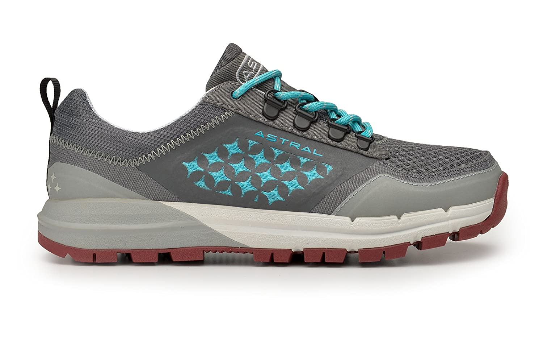 Astral TR1 Trek Women's Water Hiking Shoe B01LZ0HH1K 7.5|Granite Gray