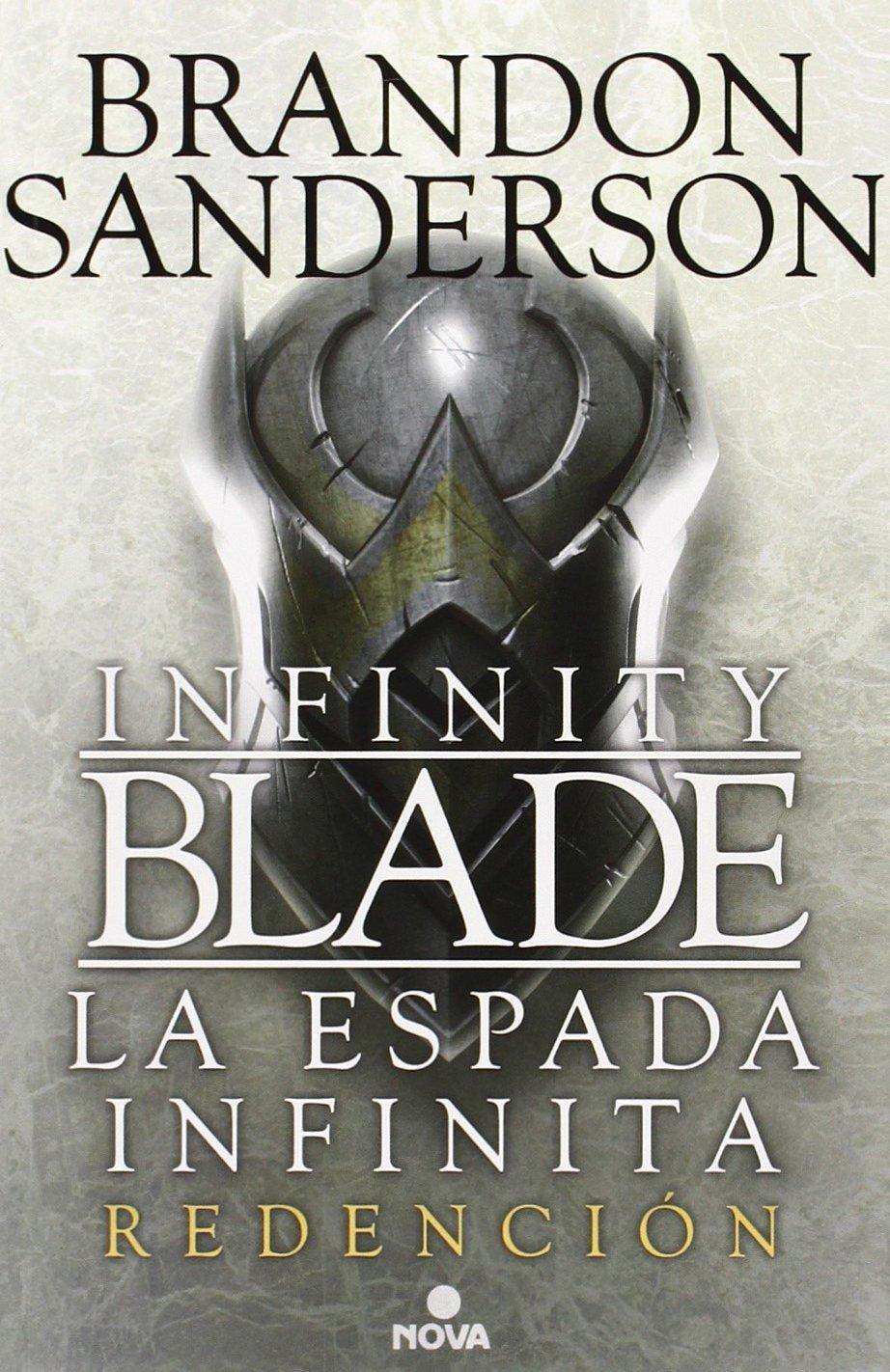 Redención (Infinity Blade [La espada infinita] 2) (Nova) Tapa blanda – 3 dic 2014 Brandon Sanderson 8466655794 Fantasy - Epic FICTION / Fantasy / Epic