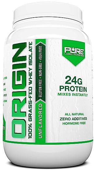 Amazon.com: Proteína de suero aislada, polvo de proteína de ...