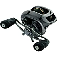 Daiwa Lexa High Capacity Low-Profile 7.1:1 Baitcast Reel, Black - LEXA300HS-P