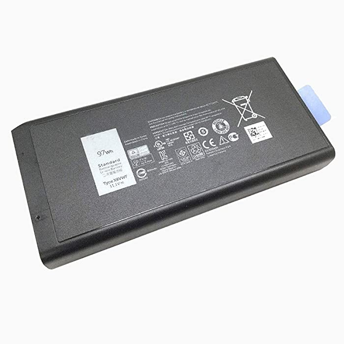 Dentsing 97Wh X8VWF Battery for Dell Latitude 14 E5404 E7404 VCWGN YGV51 453-BBBE Series
