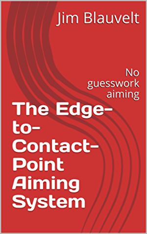 The Edge-to-Contact-Point Aiming System: No guesswork aiming