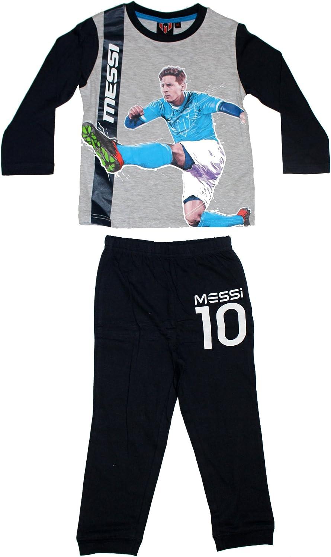 Leo Messi - Pijama dos piezas - para niño