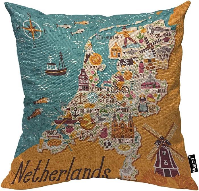 Top 10 Dutch Food