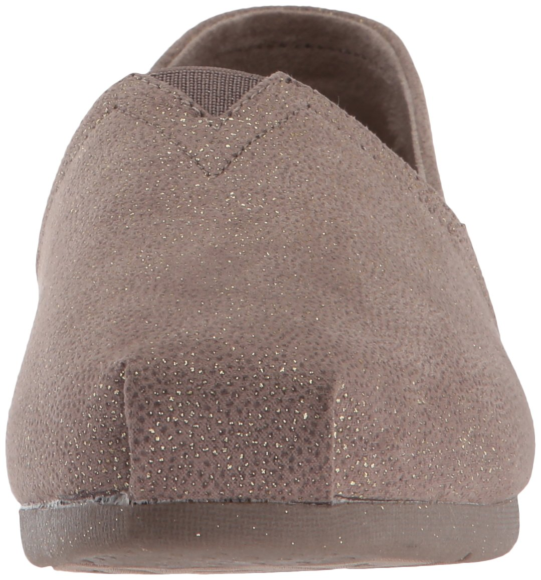 Skechers BOBS from Women's Flat Luxe Bobs-Sparkle Dot Ballet Flat Women's B074KH6H59 7 M US|Taupe 9df79a