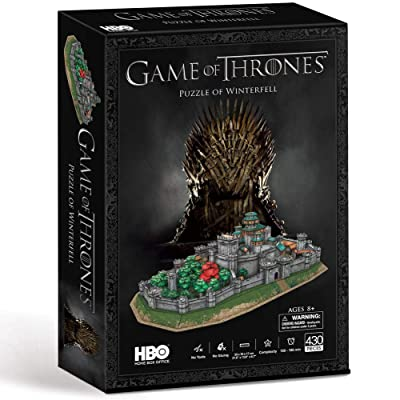 Game of Thrones Winterfell 3D Puzzle: Toys & Games