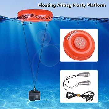 Somedays TELESIN cámara Air flotador hinchable inflable ...