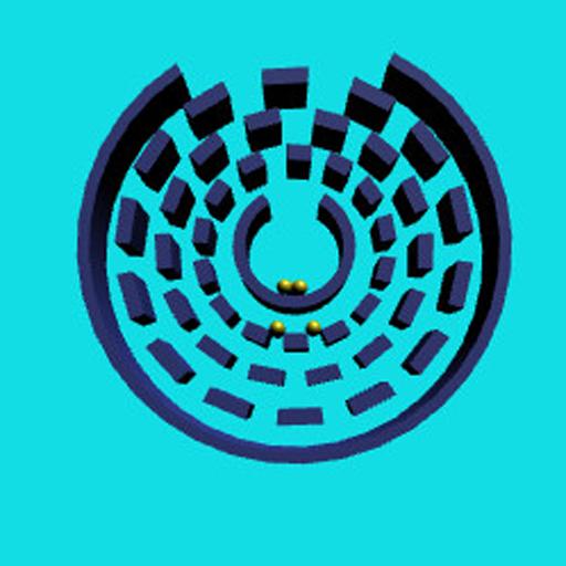 Balls Maze Rotate 3D!