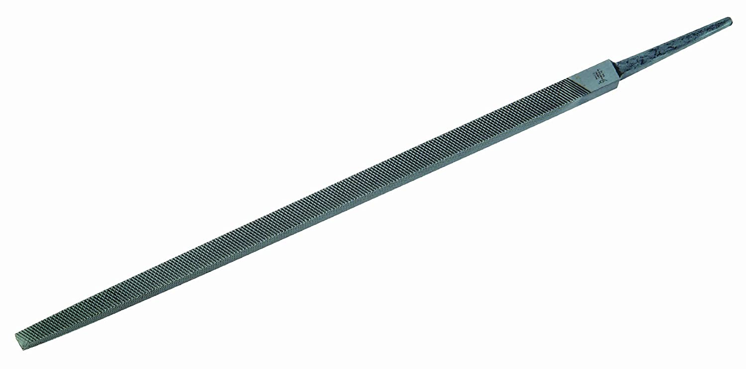 Bahco 1-160-06-2-0 Square Second Cut File 6in Engineers Files Engineers Square Files Files and Rasps Hand Tools Second Cut Square Files
