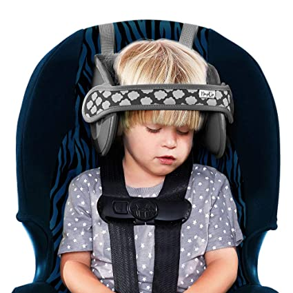 Soft Infant Baby Travel Pillow Head Support Travel Pillow Car Seat New WO