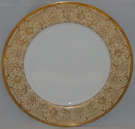 Amazon.com : Christian Dior Grand Salon Antique Dinner Plate : Other ...