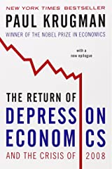 The Return of Depression Economics and the Crisis of 2008 Paperback