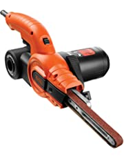 BLACK+DECKER KA900E power sander - power sanders, Black/Orange